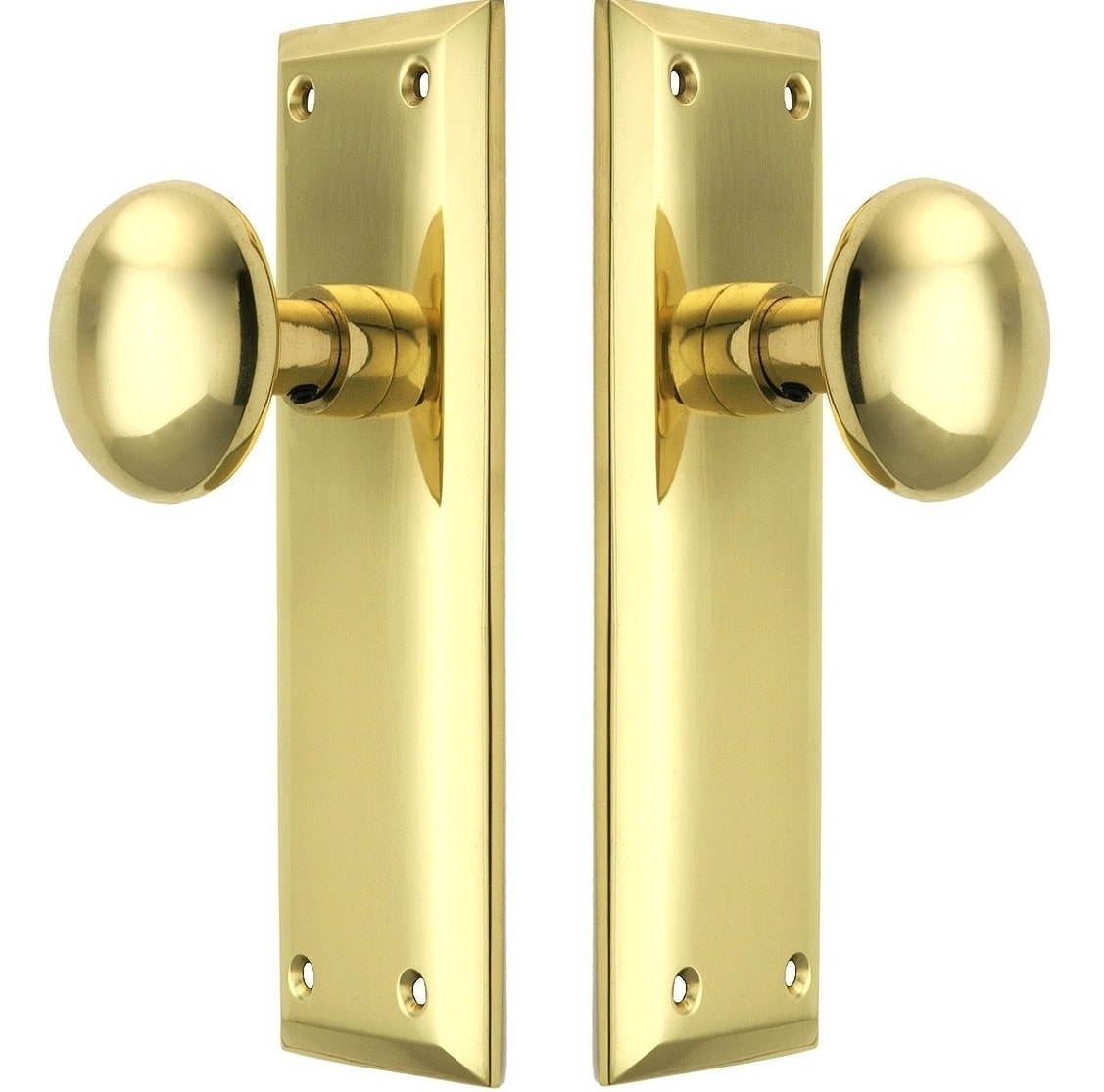 Brass Handle Plate- Antique Hardware style