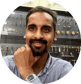 Raheel A. | CEO