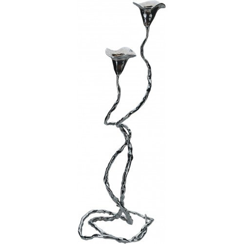 Serpentine Candle Stand